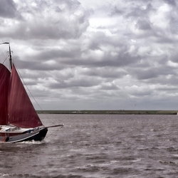 Lauwersmeer.