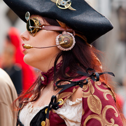 Pirate from the past