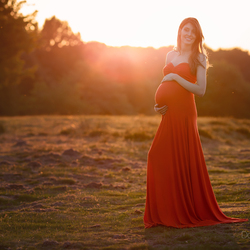 Sunset maternity...
