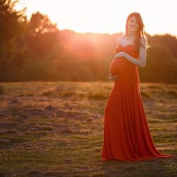 Sunset maternity...