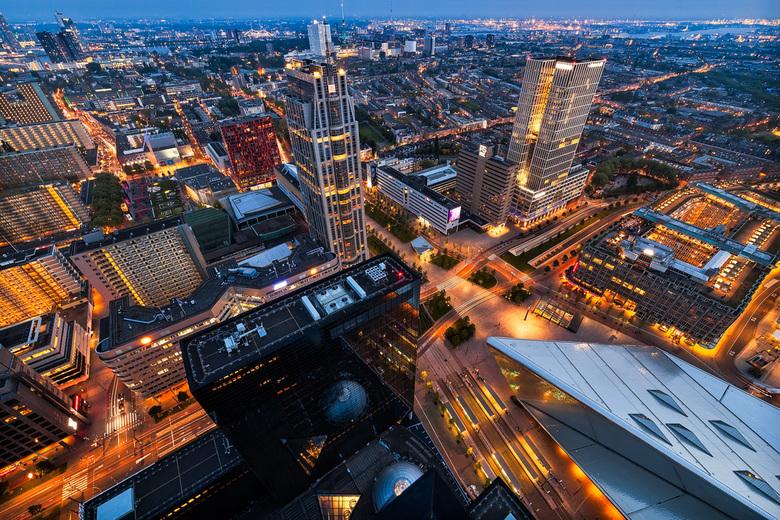 Dit is niet New York - Rotterdam, wat ben je mooi!