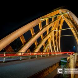 De houten brug van Sneek