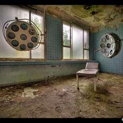Het Blauwe Ziekenhuis IV
