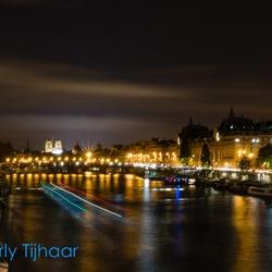 Seine tot Notre Dame