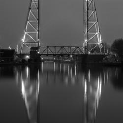 ijzeren brug van alphen
