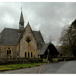 Luss Parish Church