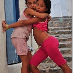 Spaanse meisjes
