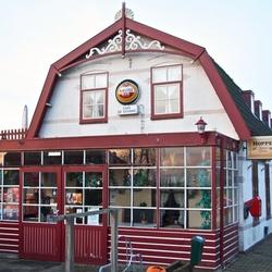 Zomaar een cafe in Vinkeveen