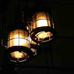 licht in de kou