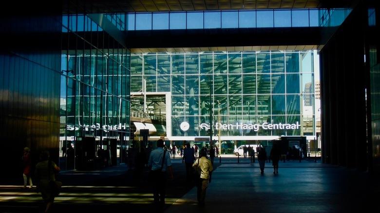 DEN HAAG CENTRAAL - Den Haag Centraal New Art