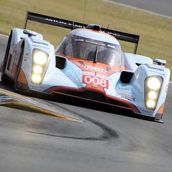 Jos Verstappen @ 24 uur van Le Mans 2009