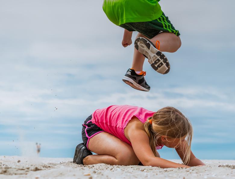 Kids workout -