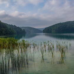 Peacefulness at Plitvice lakes