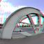 Koninginnebrug Rotterdam 3D Rokinon 8mm