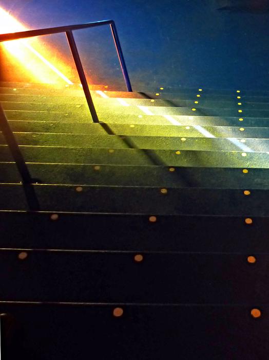 B&G 4 - In Beeld en Geluid speelt ook kleur een grote rol. Om dat niet te beïnvloeden heb ik alle foto's zonder flits genomen.