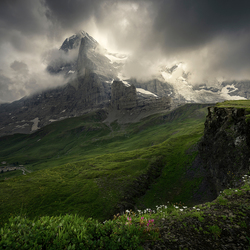 Face of the Eiger