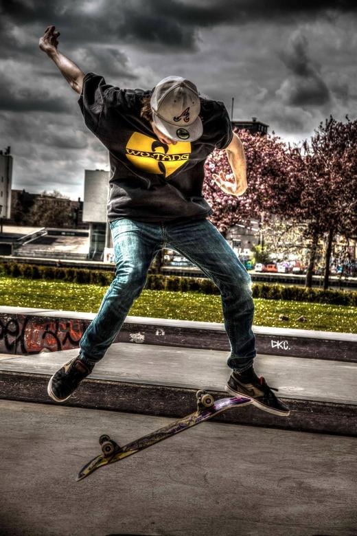 Skater @ de Griend Maastricht - Skater 2<br />