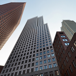 JuBi-torens, Den Haag
