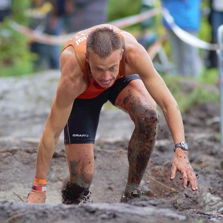 Winnaar Strongmanrun 2015