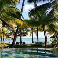 Le Morne in Mauritius