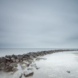 Ijsselmeer bij Urk