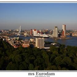 ms Eurodam...de laatste...