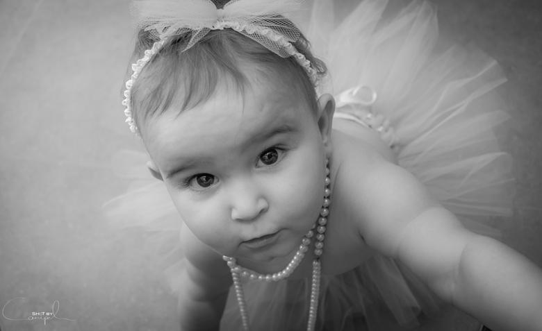 Baby Celine - Een leuke shoot met baby Celine...