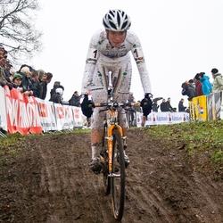 white queen of cyclo cross