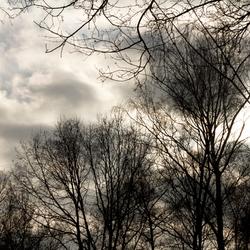 mysterieuze lucht