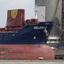 Schip in de haven