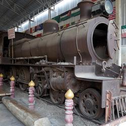 locomotief Birma spoorlijn WOII 1701318924mnw
