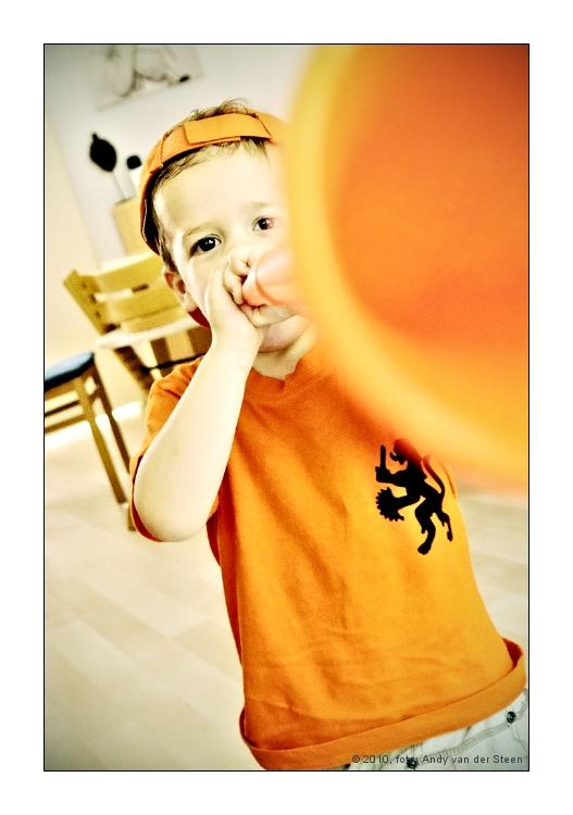 Job voor Oranje! - .