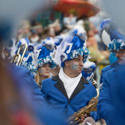 Carnavalsmuzikant