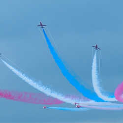Red Arrows GR 3