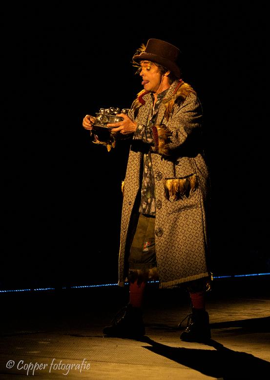 Steengroeve Theater Winterswijk 'Die Zauberflöte' - Uitvoering van 'Die Zauberflöte' van Mozart. Nederlandse vertaling van Jan Rot. Fantasti