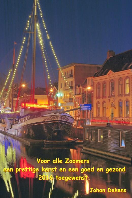 Kerstkaart Zoomers -
