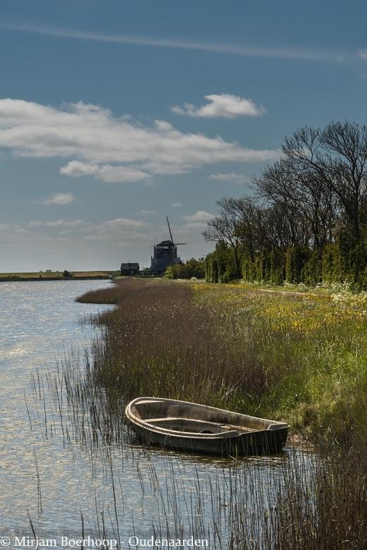 Rust op Texel - Zo'n rustig mooi plekje op zo'n druk eiland, daar moet je gewoon een foto van maken.