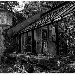 Old garden house Hrad Veveři