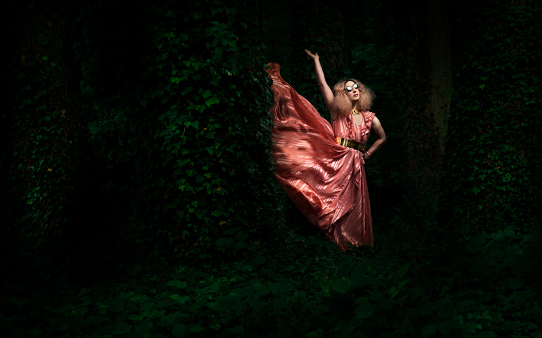 Nutella Versace - Last month, deep in the woods of northern France, I photographed more than 30 extraordinary reines (queens). <br /> The shoot was p