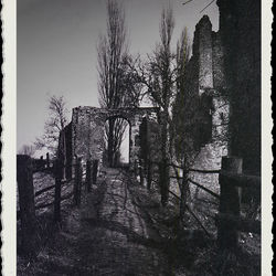 Kasteel Nijenbeek toegangspoort ca. 1980