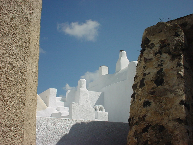 Daken van Santorini -