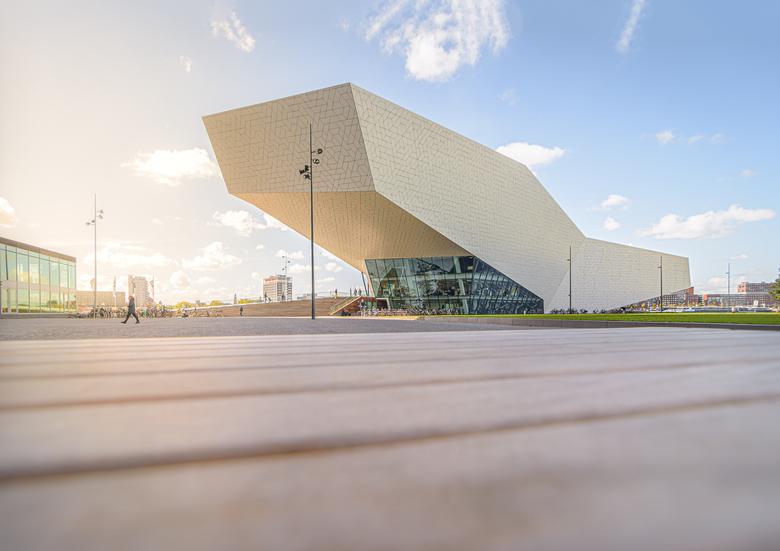 EYE see... - Letterlijk een andere blik op het EYE museum in Amsterdam.<br /> <br /> (c)2018-vandaag www.martijnvandernat.nl