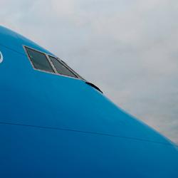 COCKPIT VAN EEN BOEING 747