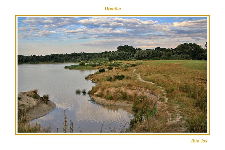Drenthe - 'n weekje in Drenthe -omgeving Schoonloo, Grolloo-  geweest. Het is daar een mooi stuk natuur waar je veel en toch nog in alle rust kun