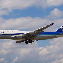 ANA B-747