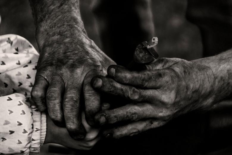 bezige handen