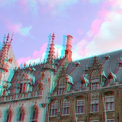 Markt Brugge 3D