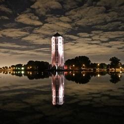 watertoren: parel van Aalsmeer!