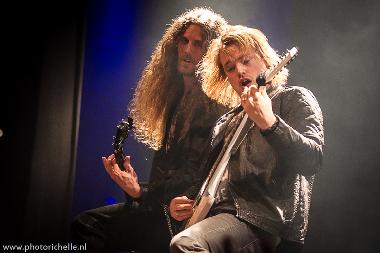 Bassist en Gitarist van Delain