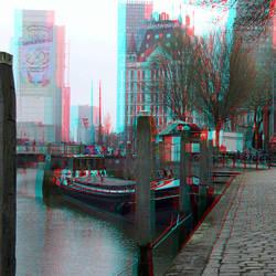 Haringvliet Rotterdam 3D